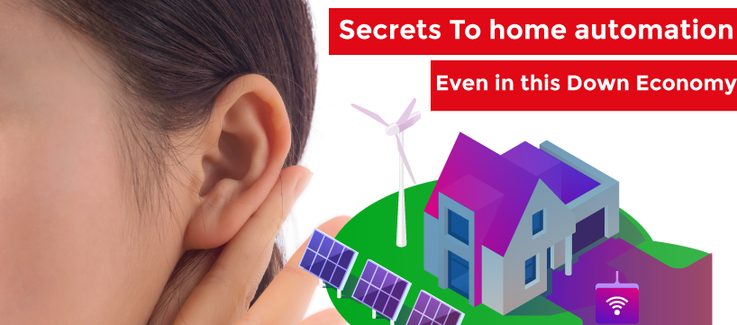 Secrets To home automation – Even in this Down Economy