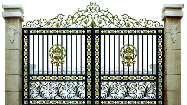 Aluminum VS Iron Gates